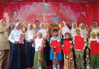 Dinarpus Purbalingga menggelar kegiatan Expo tingkat Kabupaten